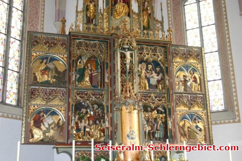 12-Kirchenaltar