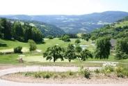 Golfplatz Seis