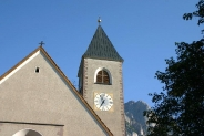 Heilig-Kreuz-Kirche, Seis