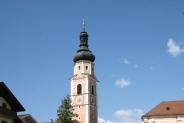 02-Kirchenturm Kastelruth