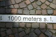 18-1000 Meter