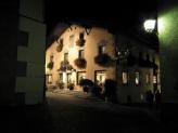 Kastelruth bei Nacht