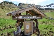 Almrosen Hütte
