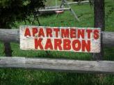 Apartments Karbon