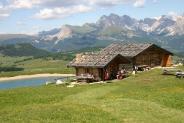 Baita stella alpina