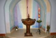 13-Fonte battesimale
