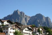 05-Castelrotto with Dolomiti